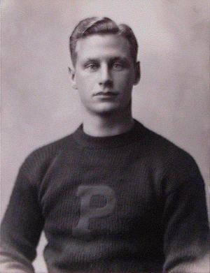 Hobey Baker - Image: Hobey Baker Princeton 1
