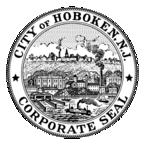 Official seal of Hoboken, New Jersey