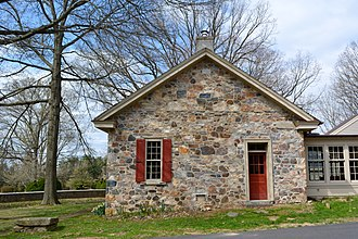 Hockessin, Delaware - Hockessin Friends Meetinghouse