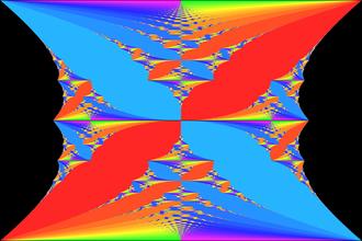 Hofstadter's butterfly - Hofstadter's butterfly
