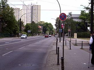 Alt-Hohenschönhausen - Image: Hohenschönhausen Hauptstraße 01