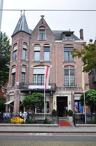 Diamond Museum Amsterdam - Museum in 2011