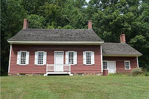 Holmes–Hendrickson House - Image: Holmes Hendrickson House front