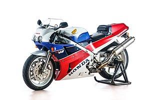 Honda VFR750R - Image: Honda VFR750R