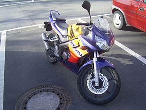 Honda CBR125R - Wikipedia