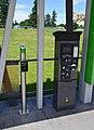 Hop reader and ticket vending machine at Vine station (2017).jpg