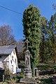 Horní Teplice, kříž u čp. 14 04.jpg