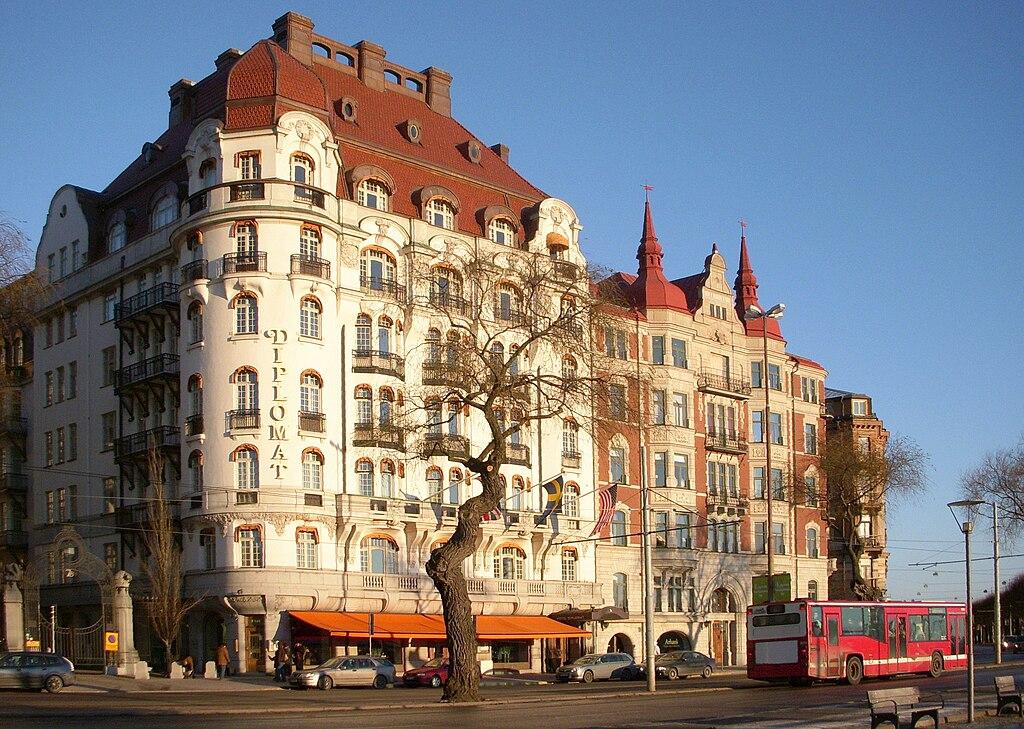 Hotel Diplomat Stockholm Booking Com