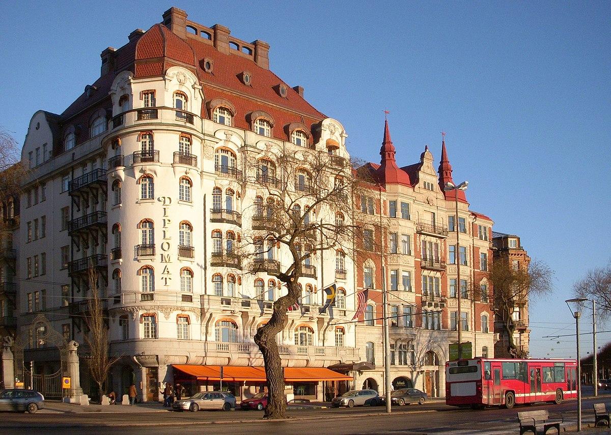 hotel diplomat stockholm wikipedia. Black Bedroom Furniture Sets. Home Design Ideas