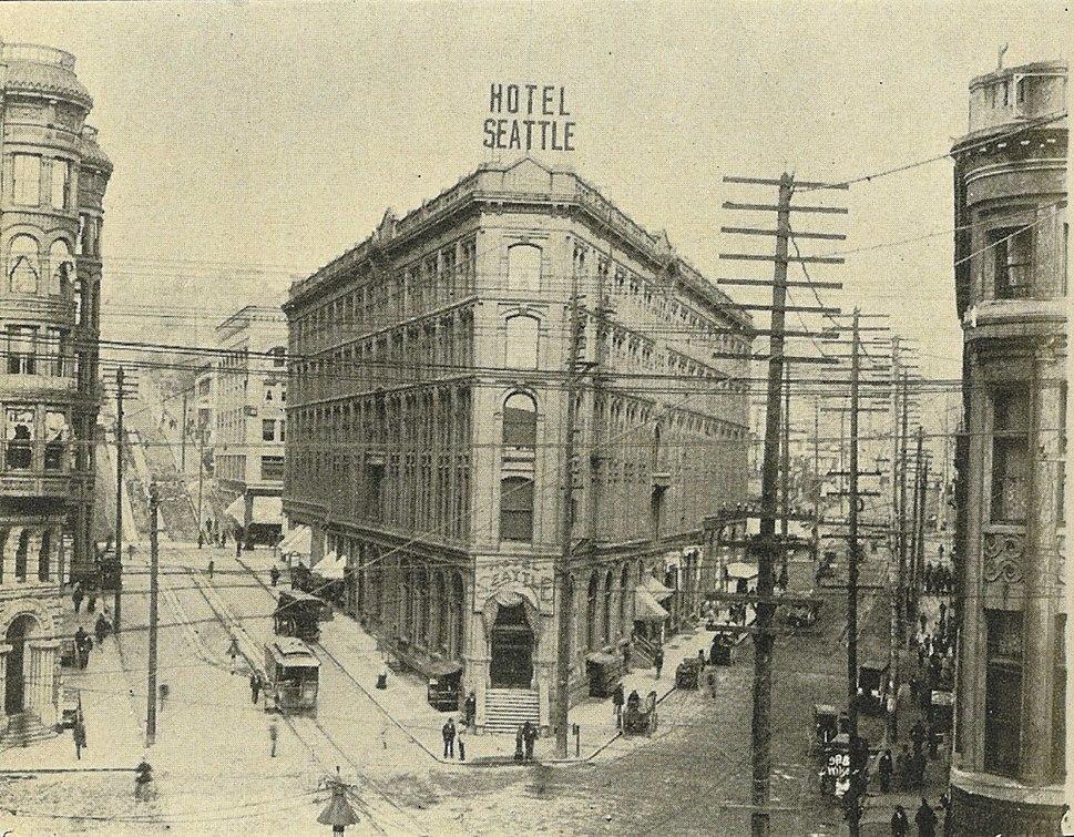 Hotel Seattle - 1900