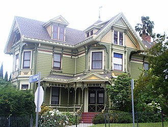 Carroll Avenue - House at 1300 Carroll Avenue