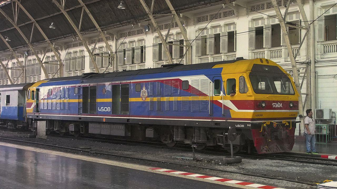 File:Hua Lamphong Railway Station, Bangkok (12250460936 ...