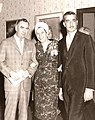 Hugh L. Carey, Sylvia Dwyer, and Vincent Vita, Feb 1962.jpg