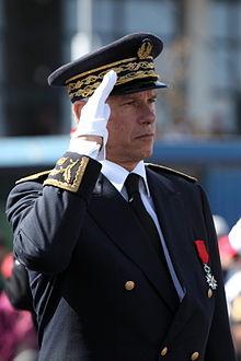 Prefect of the Bouches-du-Rhône departement (France) during Bastille