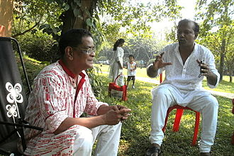 Humayun Ahmed - Ahmed at Nuhash Polli (2010)