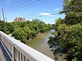 Humber River from Islington Finch Humbermede.jpg