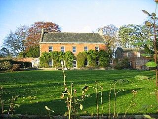 Humshaugh village in United Kingdom
