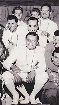 Hungarian sabre team 1960 Olympics.jpg