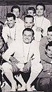 1960 Olimpiyatları sırasında Aladár Gerevich (önde).