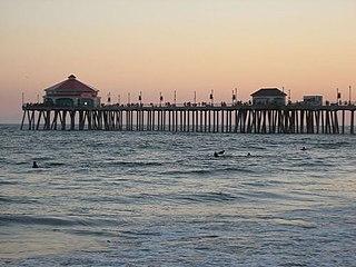 Huntington Beach Pier United States historic place