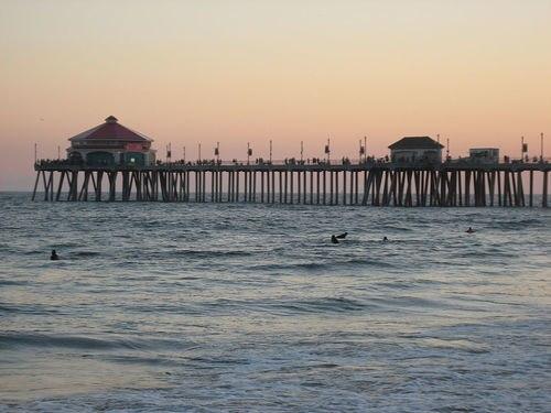 Huntington Pier Terminus