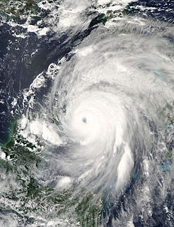 Hurricane Ivan Category 5 Atlantic hurricane in 2004