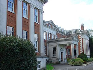 IBM Hursley - Hursley House