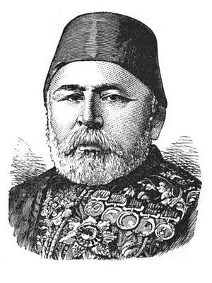Hüseyin Avni Pasha - Image: Huseyin Avni Pasha