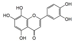 Hypolaetin - Image: Hypolaetin