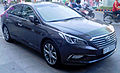Hyundai Sonata (LF), seventh generation front view.jpg