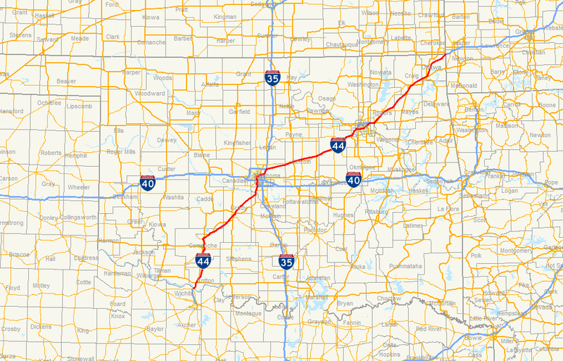 Interstate 44 Wikipedia Upcomingcarshq Com