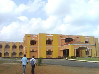 Thozhiyoor - ICA College
