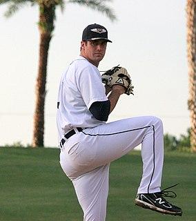 Brian Flynn (baseball) American baseball player
