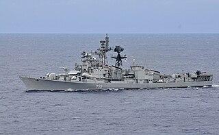 <i>Rajput</i>-class destroyer