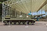 ISU-152 in the Great Patriotic War Museum 5-jun-2014 Side.jpg