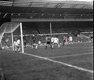 Don Revie - The 1973 FA Cup Final which Leeds surprisingly lost to Second Division Sunderland.
