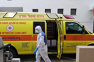COVID-19 pandemic in Israel Ongoing viral outbreak