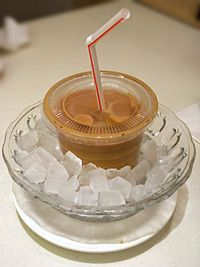 Coca Cola Fridge >> Hong Kong-style milk tea - Wikipedia