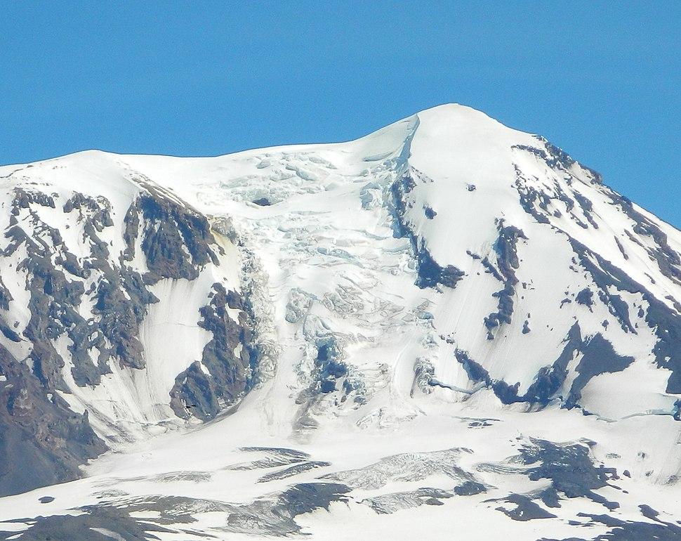 Icy Adams Glacier
