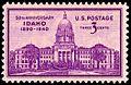 Idaho 50th Anniv Statehood 3c 1940 issue.JPG
