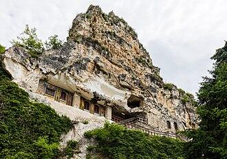 Rock-hewn Churches of Ivanovo - Image: Iglesias rupestres de Basarbovo, Bulgaria, 2016 05 27, DD 15
