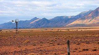 County of Taunton Cadastral in South Australia