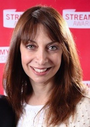 Illeana Douglas - Illeana Douglas at the Streamy Awards, 2009