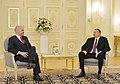 Ilham Aliyev and Edi Rama, 2013 02.jpg