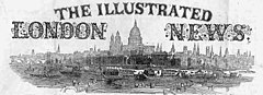 Illustrated London News - 19 October 1844 header