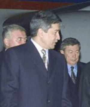 Prime Minister of Kazakhstan - Image: Imangali Tasmagambetov