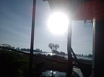 In morning at Phitsanulok provinice in November 18, 2017.jpg