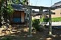 Inari-jinja Shrine in the Ami-jinja Shrine precincts (Nakago, Ami town, Ibaraki prefecture).jpg
