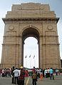 India Gate - Delhi, views of India Gate (2).JPG