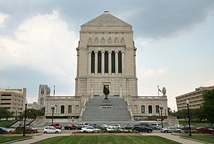 Walker and Weeks - The Indiana World War Memorial
